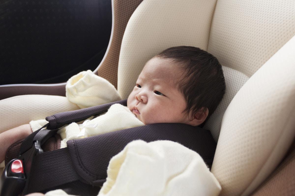 チャイルドシート 新生児