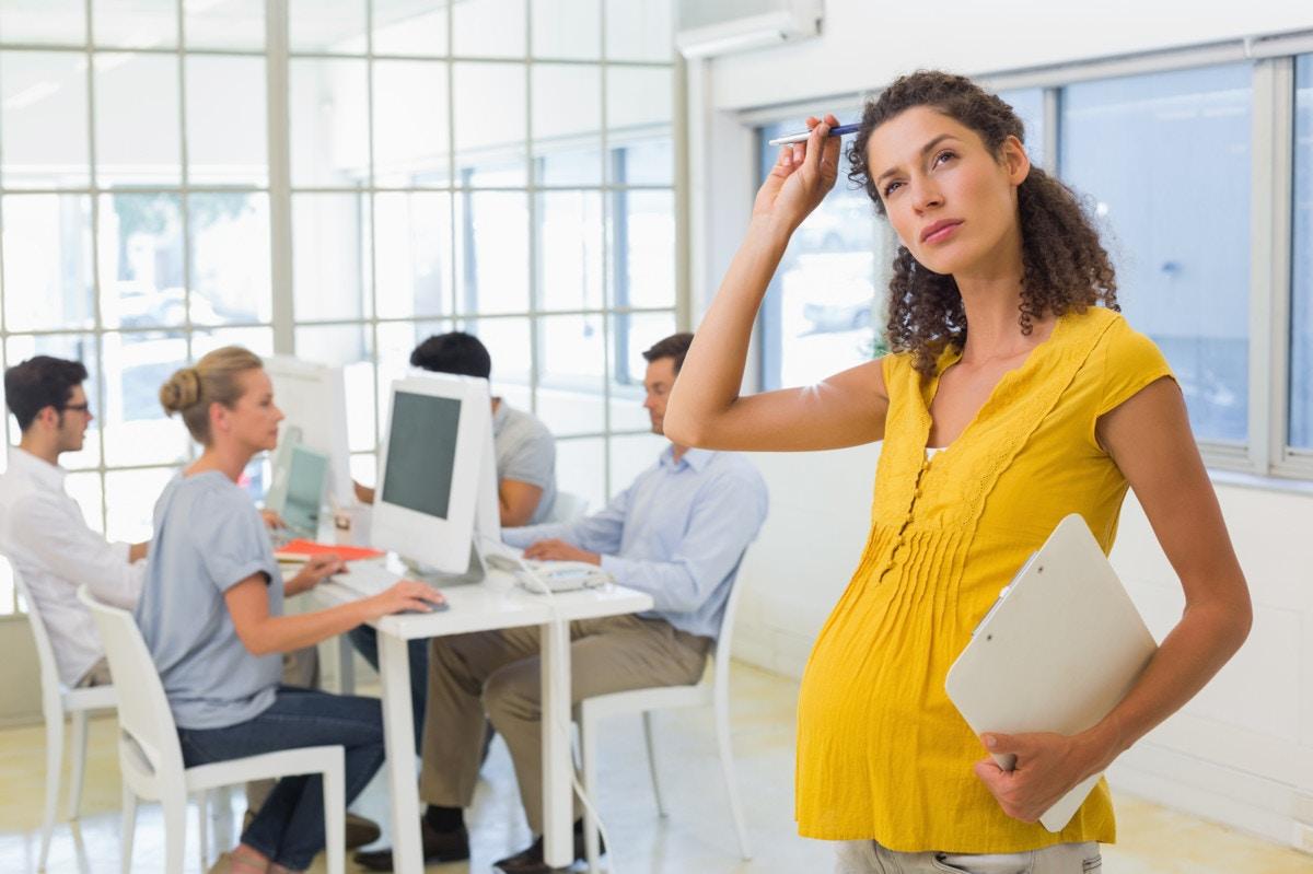 妊娠 仕事 いつまで