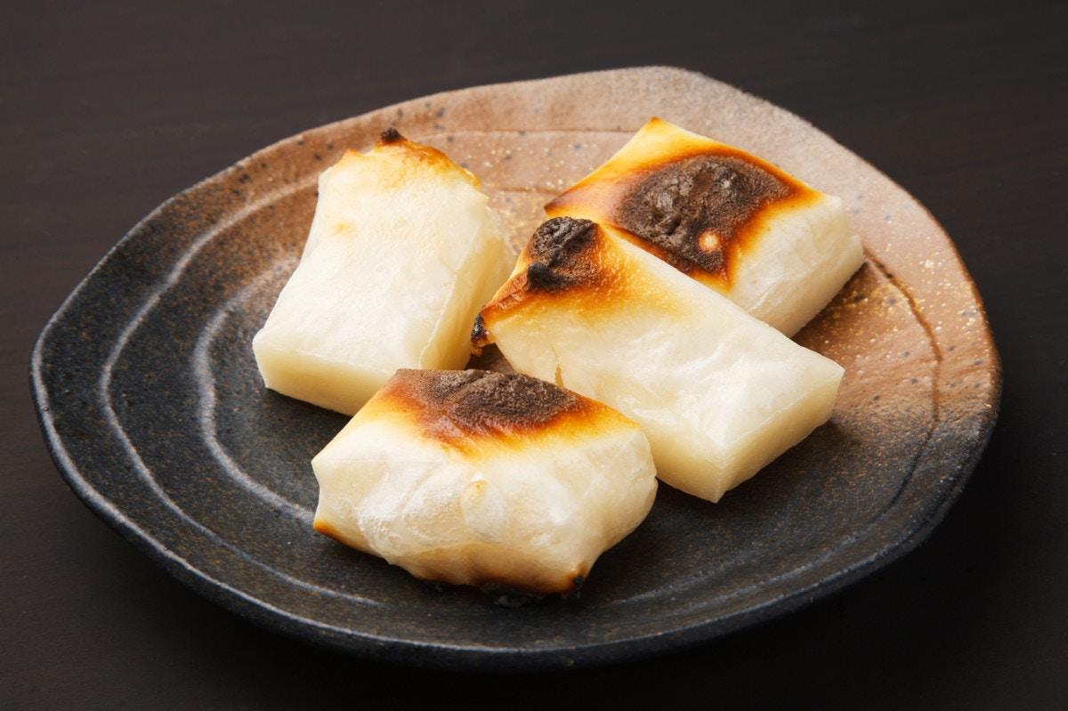 焼き お 方 餅
