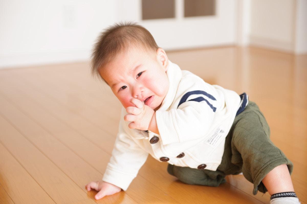 っ ぱなし 泣かせ 赤ちゃん