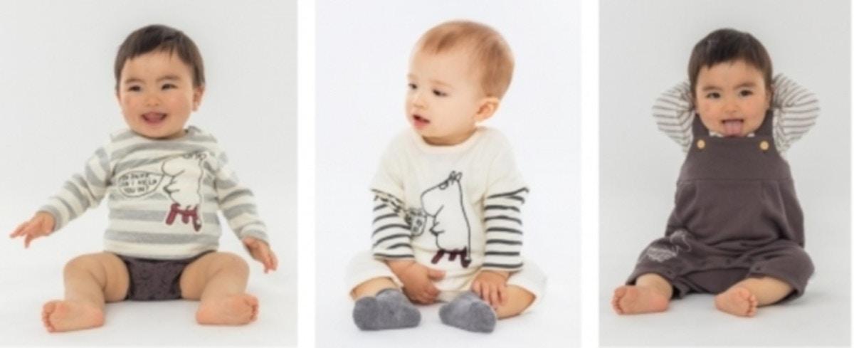 84408dea48a22 ベビーザらス限定! ムーミンのベビー服「MOOMIN BABY」秋冬コレクションを紹介  ママリ
