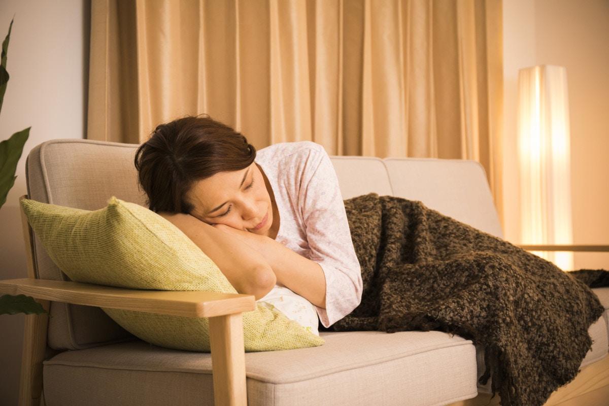 眠気 妊娠 後期