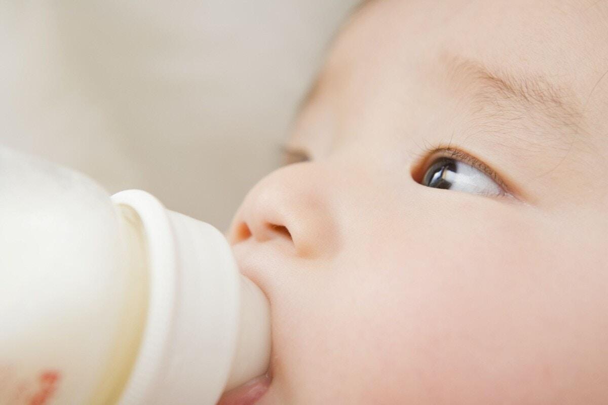いつまで 粉ミルク