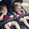 双子だけでなく兄弟・姉妹にも2人乗りベビーカーは便利!おすすめ商品5選