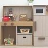 ままごとキッチンを手作りで!カラーボックスを使った簡単DIYの作り方
