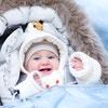 赤ちゃんの冬の寒さ対策に便利!おすすめのスリーパー紹介