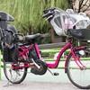 私が思う子供乗せ自転車の注意点と、ヒヤッと体験談