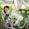 おしゃれで楽々!おすすめ子供乗せ自転車