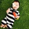 新生児の男の子のロンパースはデザイン豊富な韓国ブランドがかわいい!おすすめ5選