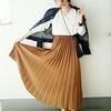 この春大流行のプリーツスカートが、ついにGUから発売!ママコーデの主役に♡