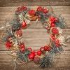 松ぼっくりでクリスマスリースを簡単に手作りしよう!写真付きで手順を紹介