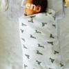赤ちゃんにおくるみは必要?種類や巻き方とおすすめ商品4選