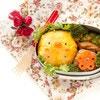 簡単にできるクリスマスのキャラ弁8選!雪だるまなどのレシピと作り方