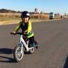 ランニングバイクって何?安全のためにすることと自転車につなげる上達法