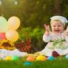 1歳の誕生日!100均でお部屋の飾り付けでベビーもテンションUP
