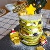 まだケーキが食べられない子供へ、赤ちゃん向けのクリスマスケーキレシピ
