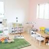 おさよさん(@osayosan34)から学ぶ、子供スペースの便利な収納術