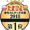 2,000人のママが選んだ「たまひよ赤ちゃんグッズ大賞2018」結果発表!