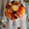 混ぜて冷やして固めるだけでOK! 子供の誕生日に贈りたい、ゼリーケーキレシピ