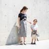 ママリ x HugMugで集めた親子ファッションスナップをご紹介!