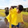 お気に入りを着て雨のおでかけを乗り切ろう!おすすめキッズレインコート