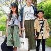 好評につき第2弾!「ママリ×HugMug 親子ファッションスナップコンテスト」開催