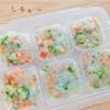 arisaさんの作り置き離乳食がすごい!簡単レシピを紹介(離乳食中期~後期)