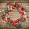 リースやツリーなど!インスタで見つけたクリスマス用サラダの盛り付け紹介