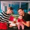 第二子妊娠中の平愛梨さん! 海外で過ごす毎日や子育ての様子をのぞいてみよう