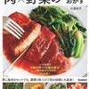 肉と野菜で作るおかず『2食材で簡単!肉×野菜のスゴうま!おかず』