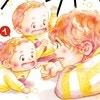 双子をワンオペ育児するパパを描く『シェアファミ!』第1話