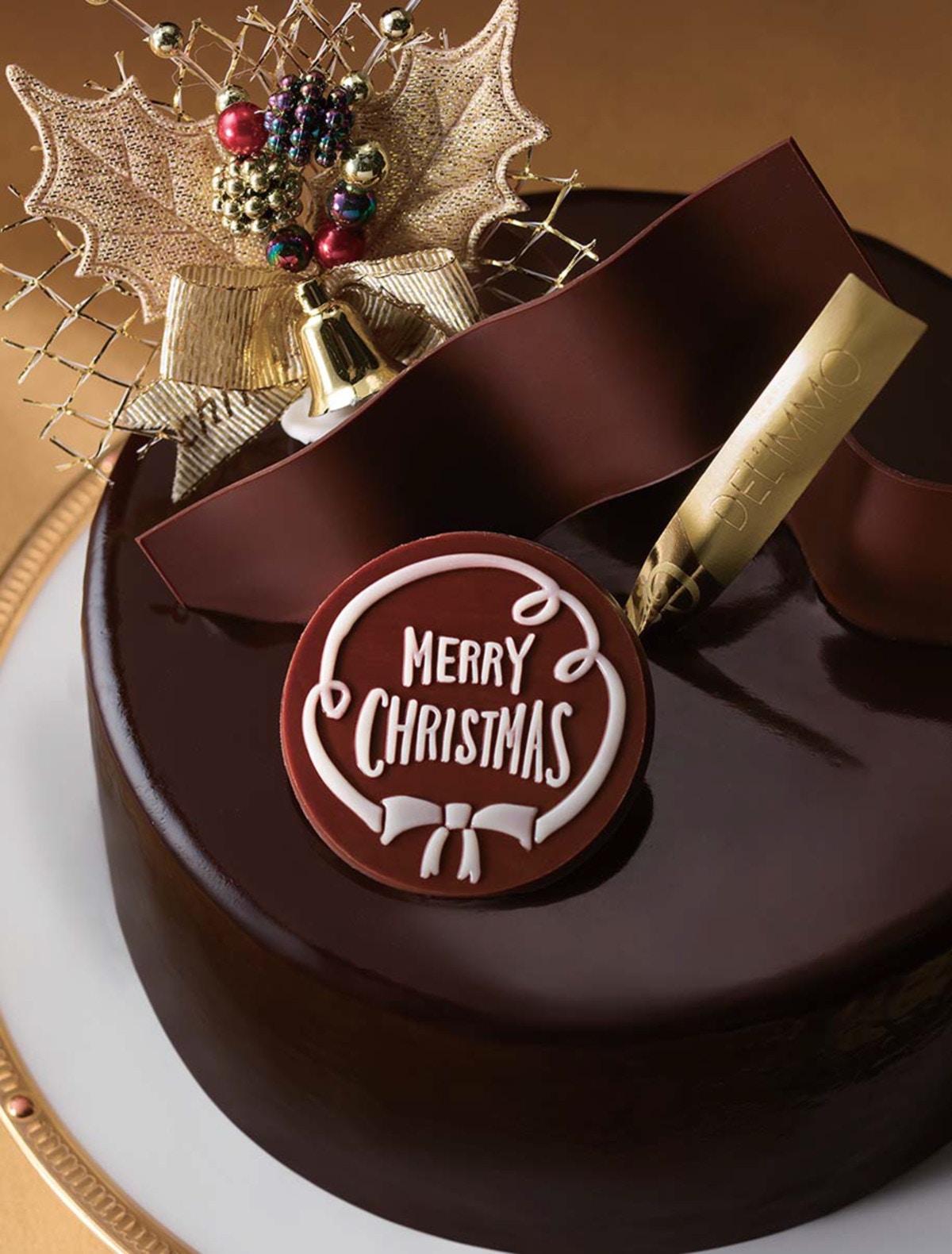 スペシャルチョコレートケーキ