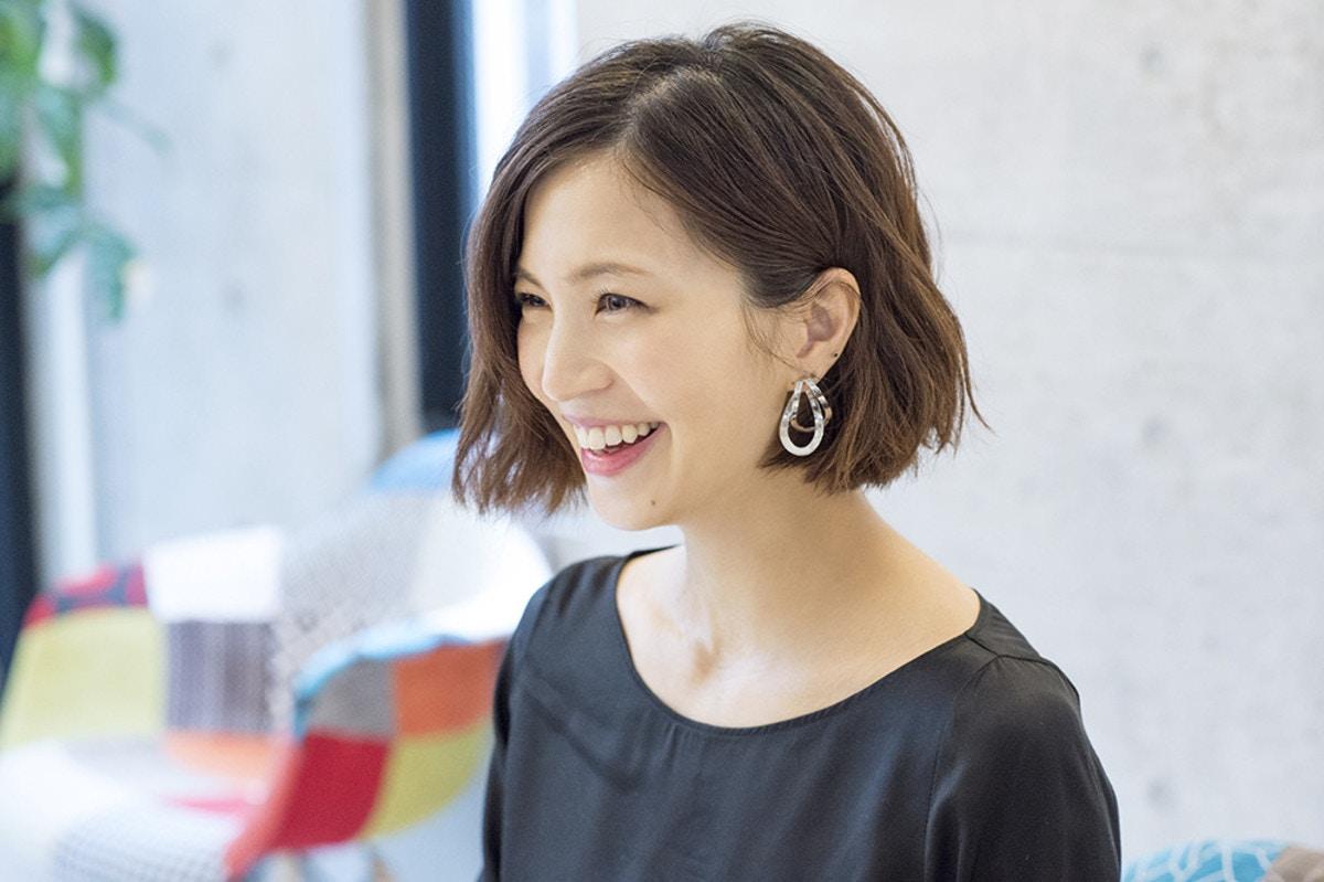 安田美沙子さん インタビュー