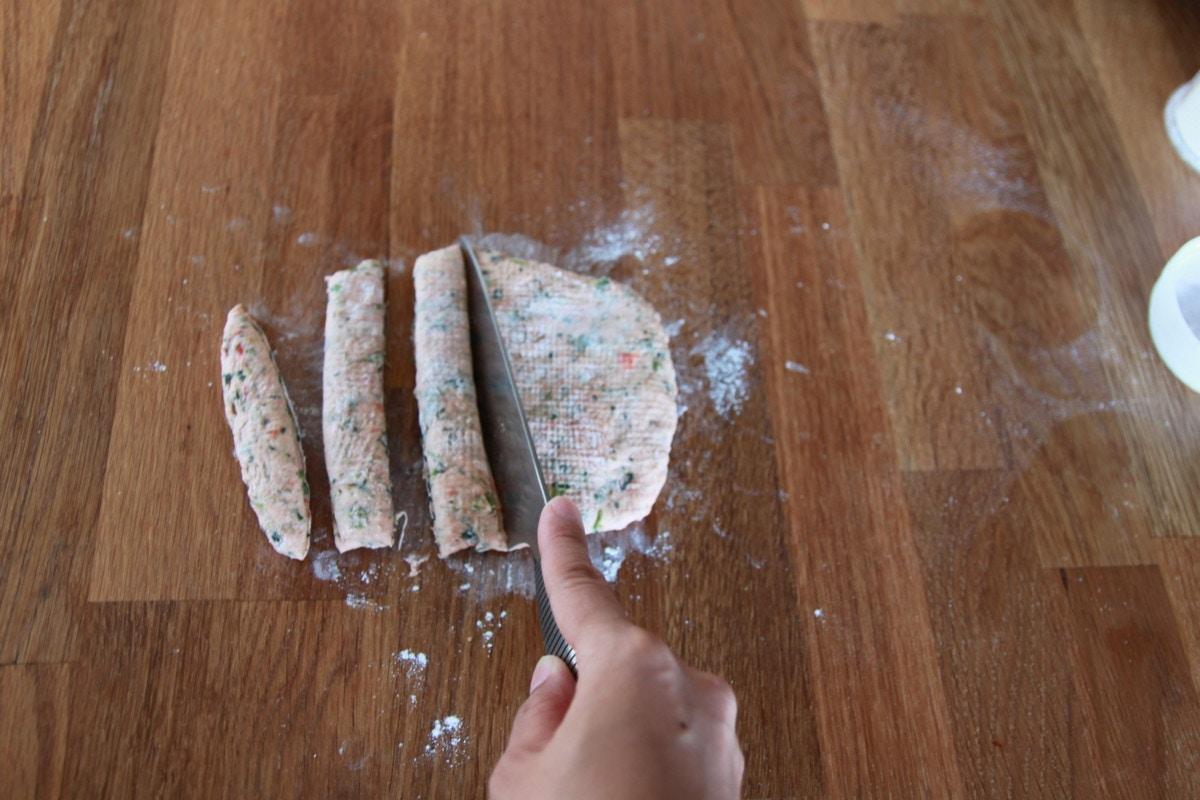 スティックパンの作り方