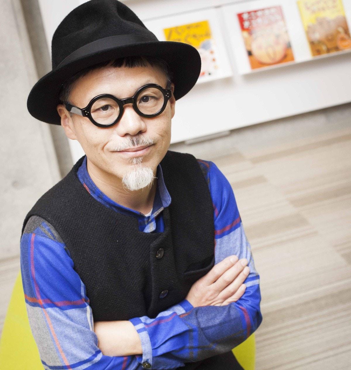 長谷川義史さん
