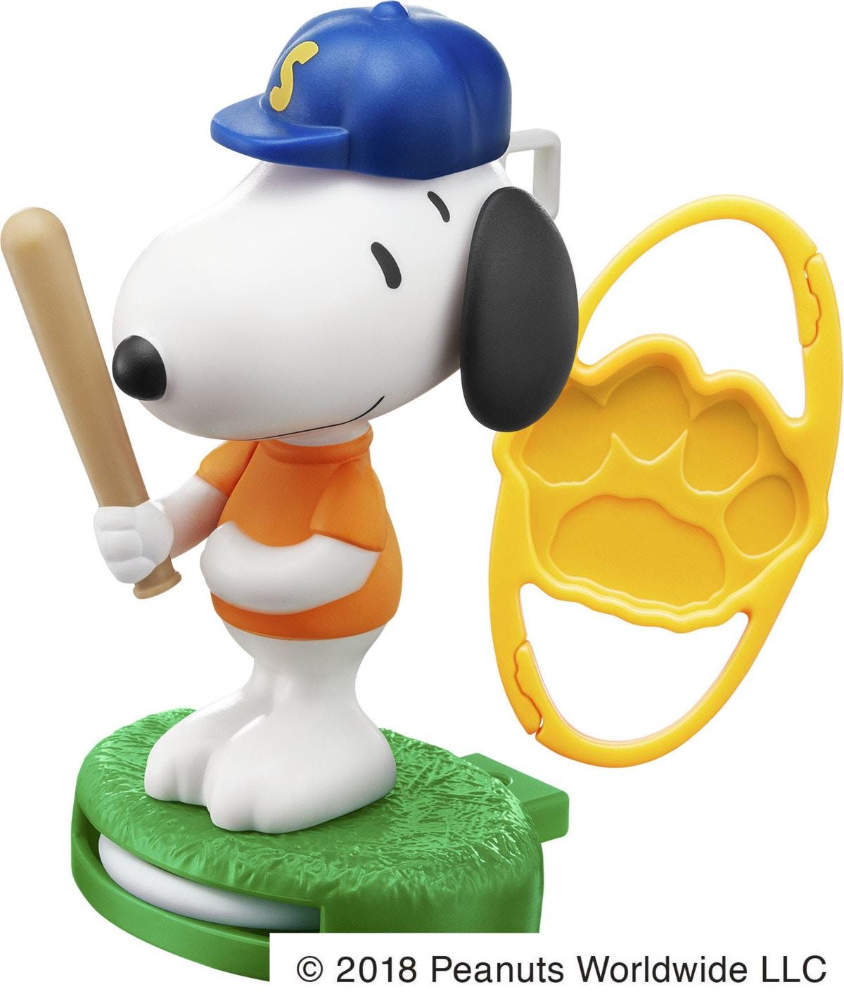 ベースボール スヌーピー