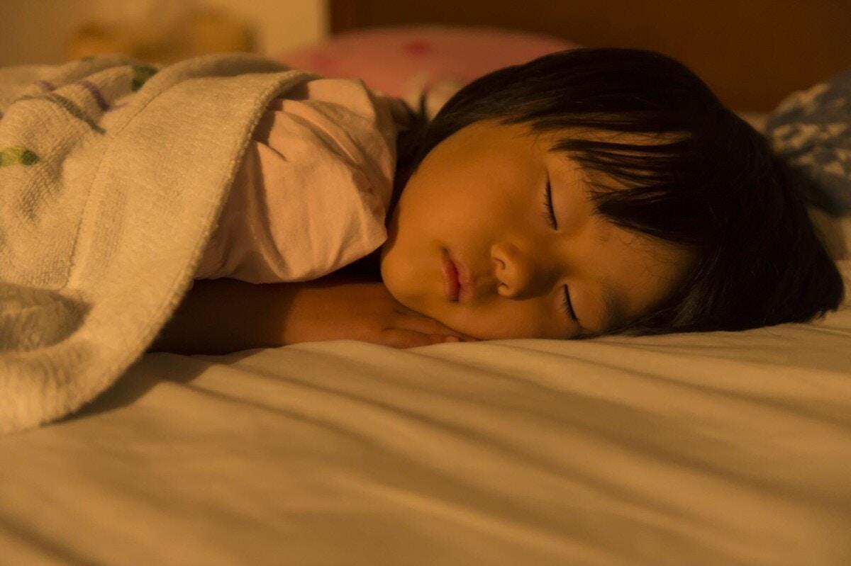 幼児 睡眠