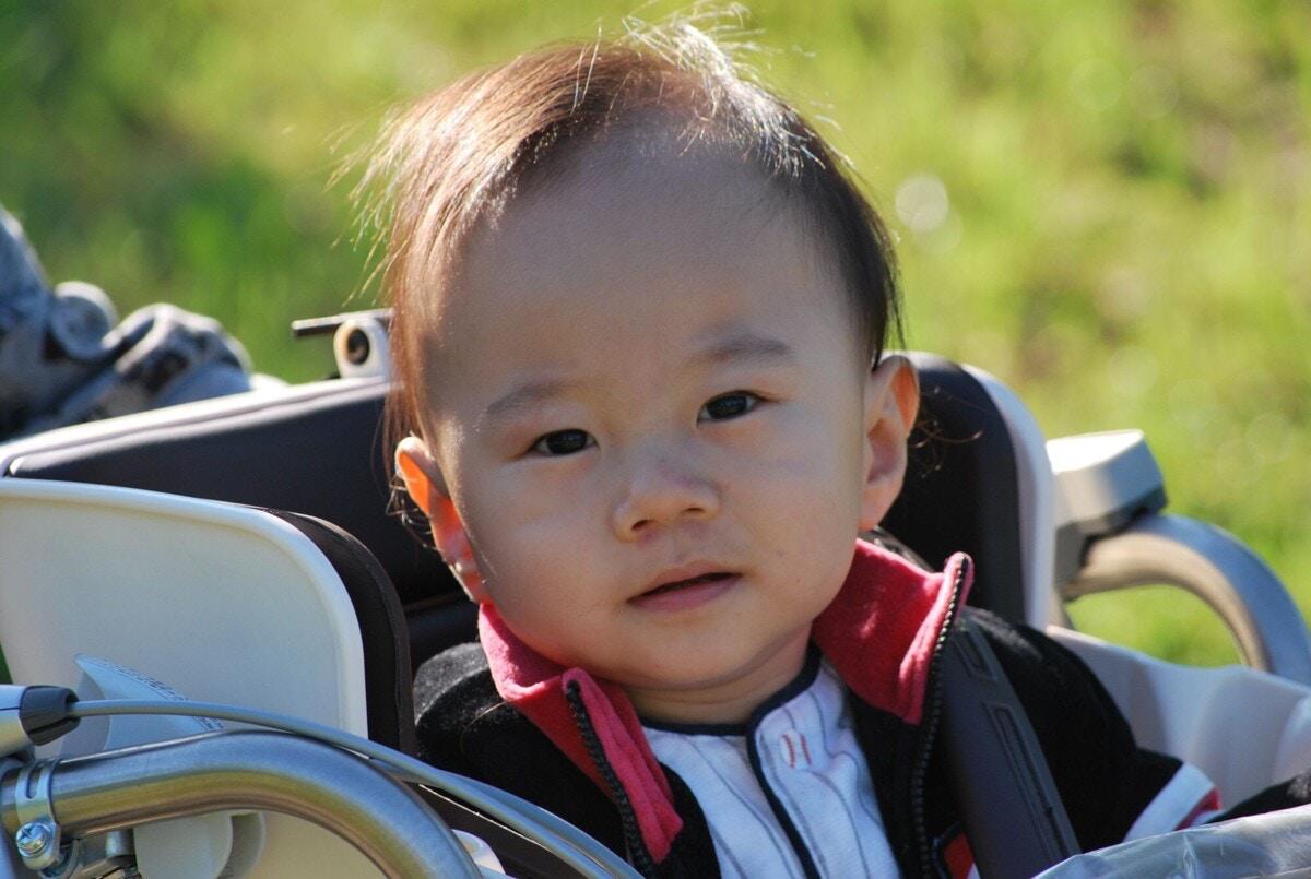 赤ちゃん 乗り物