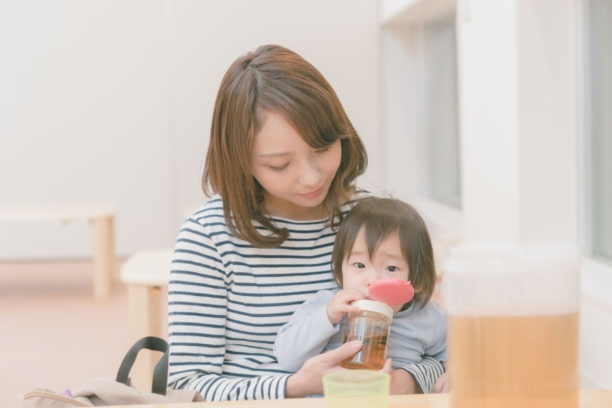 家族 飲み物 日本人