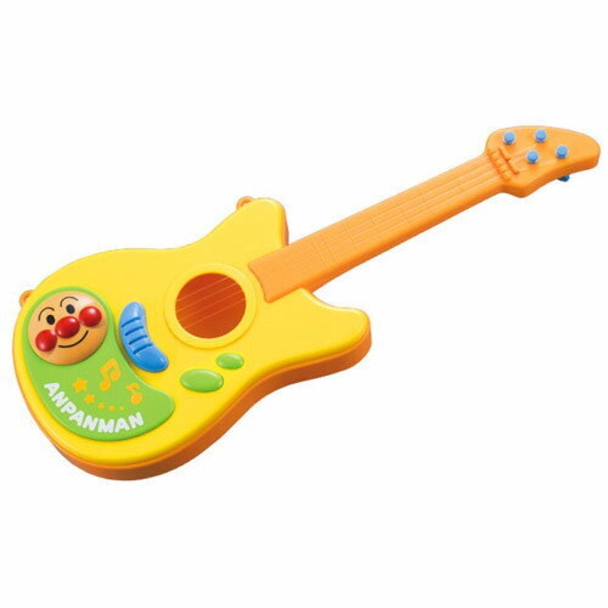 アガツマ「それいけ!アンパンマン うちの子天才 ギター」