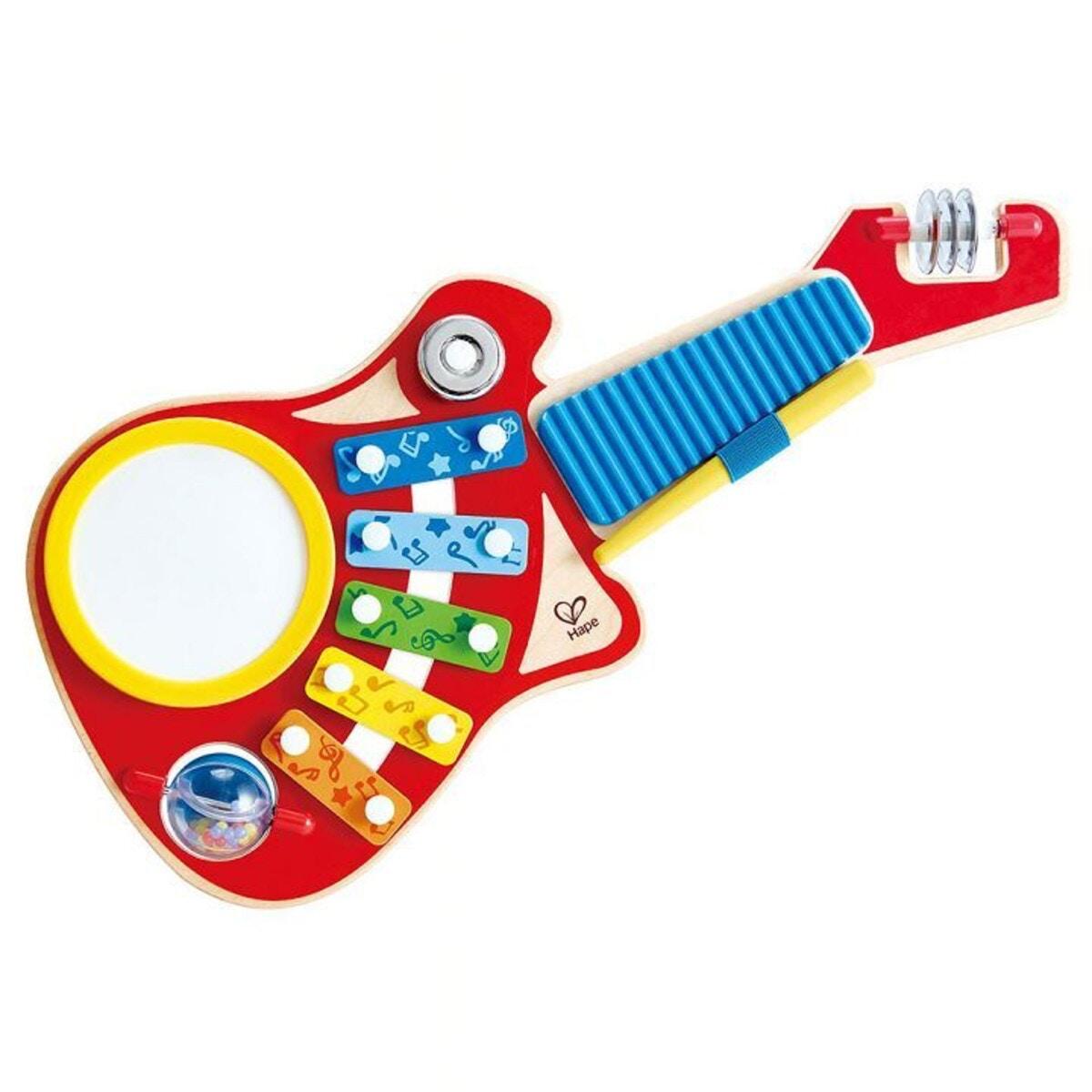 ハぺ「6-in-1 ミュージックメーカーギター」