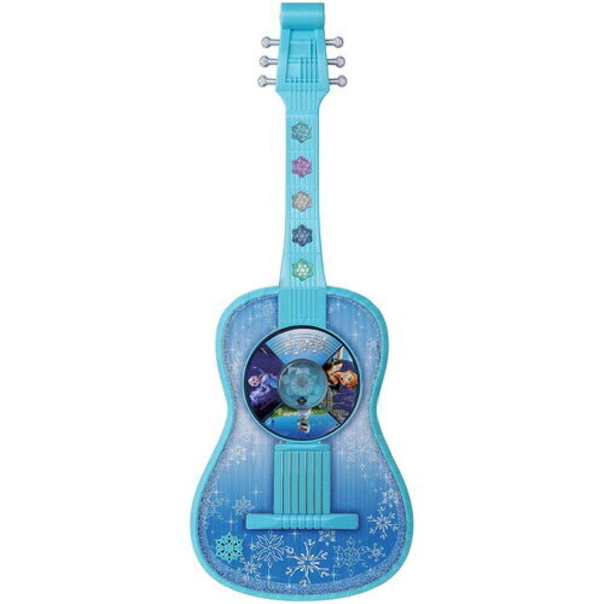 タカラトミー「ディズニー アナと雪の女王 いっしょにうたおう♪ クリスタルギター」
