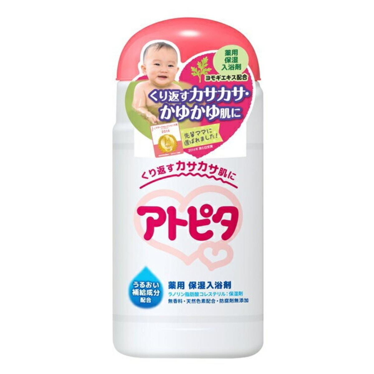 アトピタ 薬用保湿入浴剤 500g