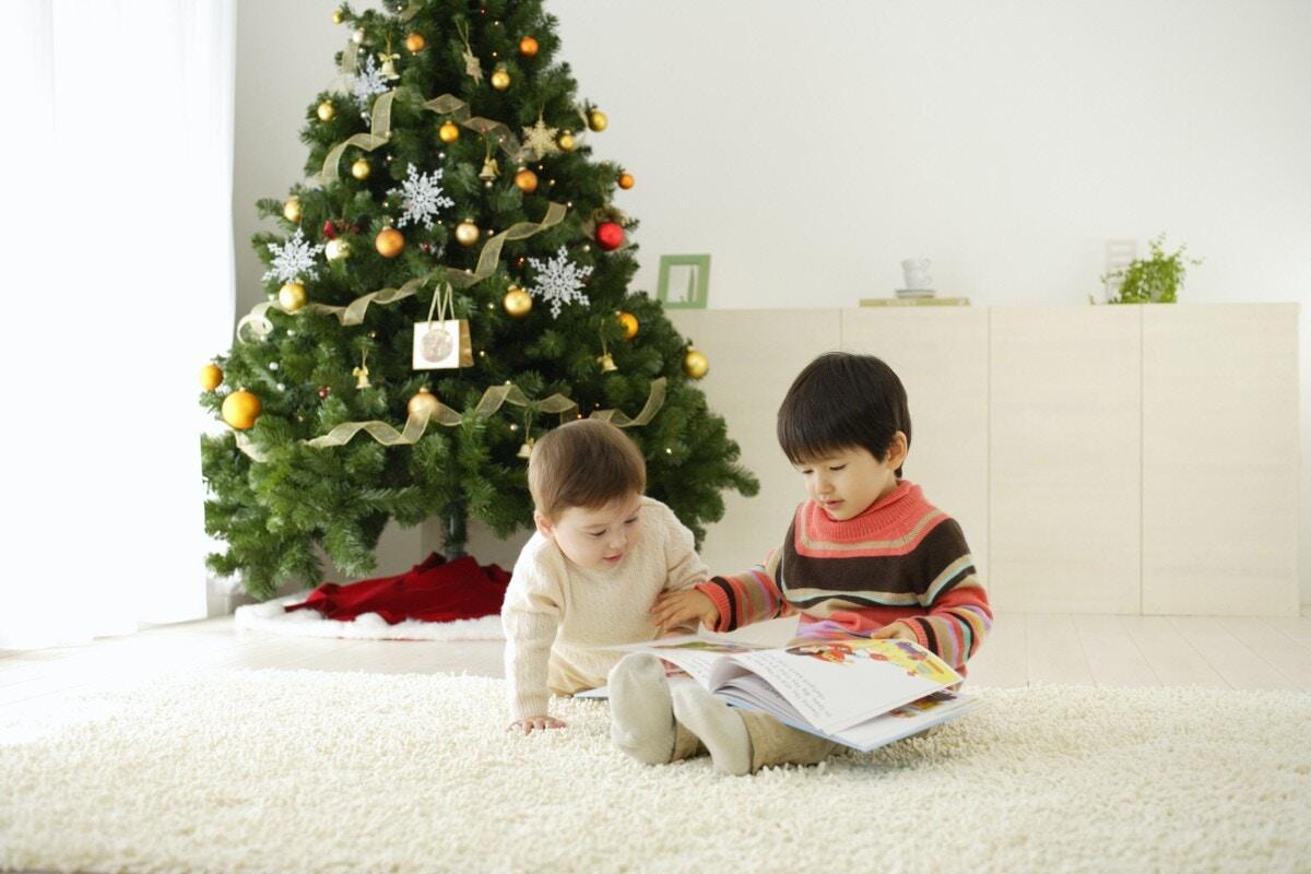 クリスマス 絵本