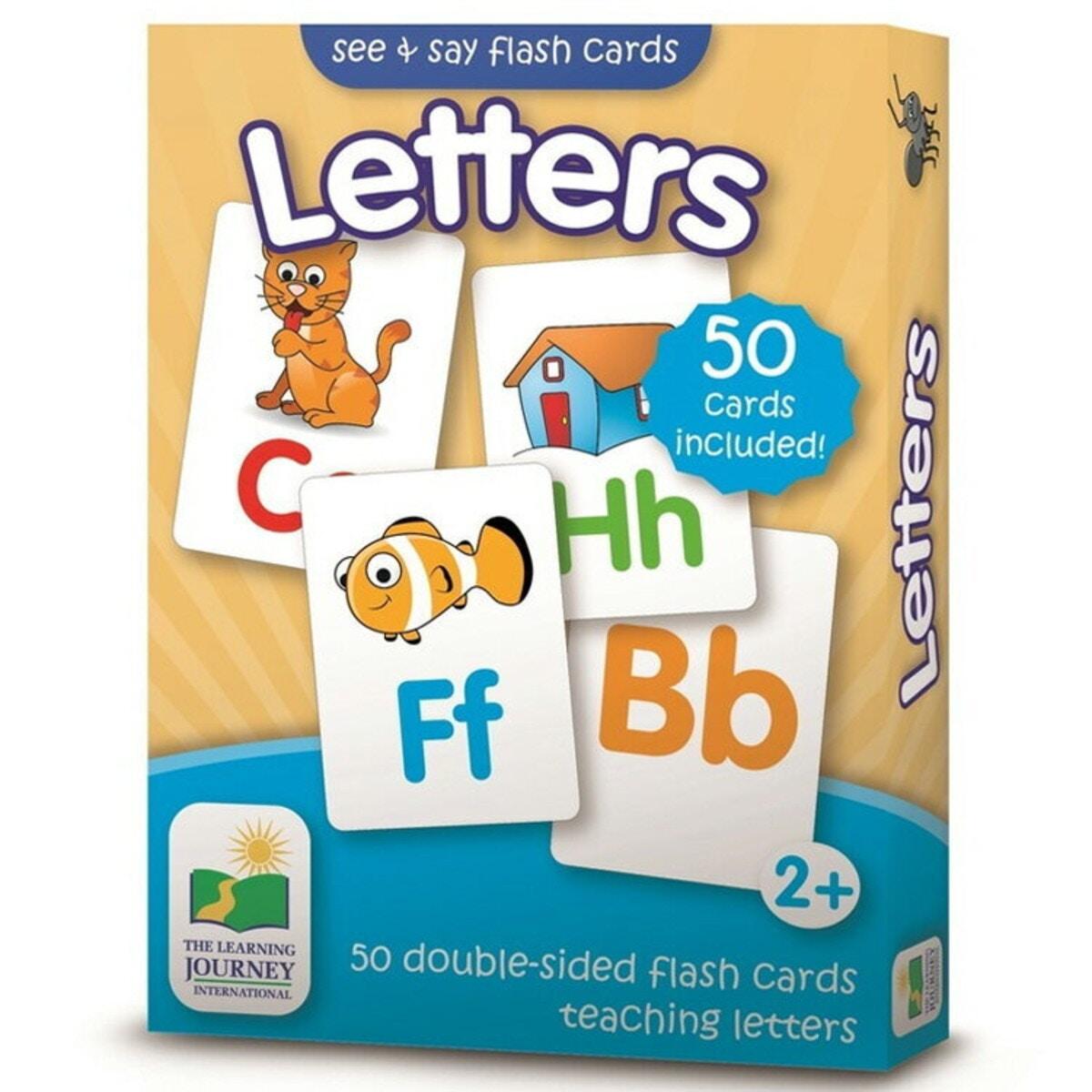 知育玩具 ラーニング ジャーニー フラッシュカード