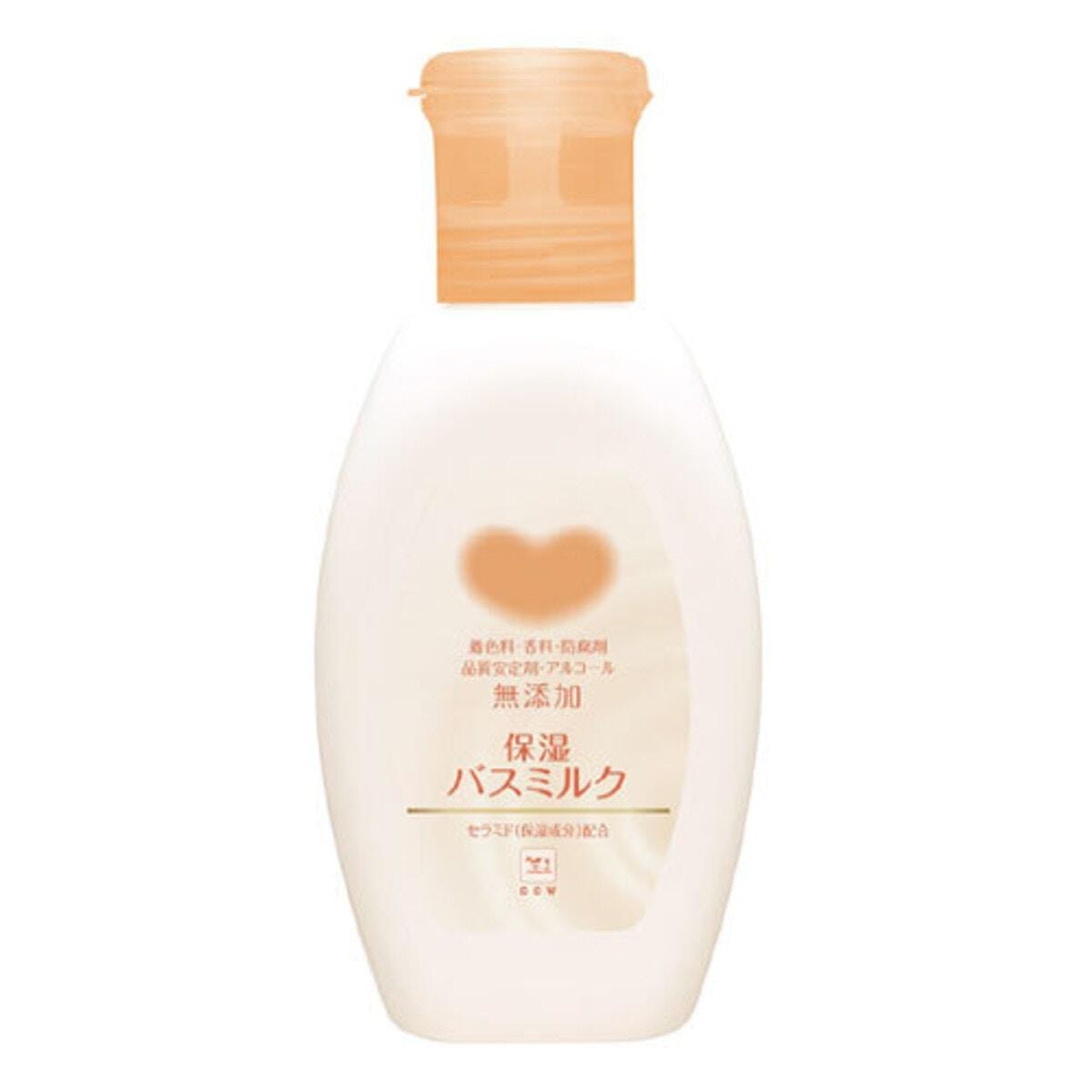 牛乳石鹸(せっけん) カウブランド 無添加保湿 バスミルク 560ml