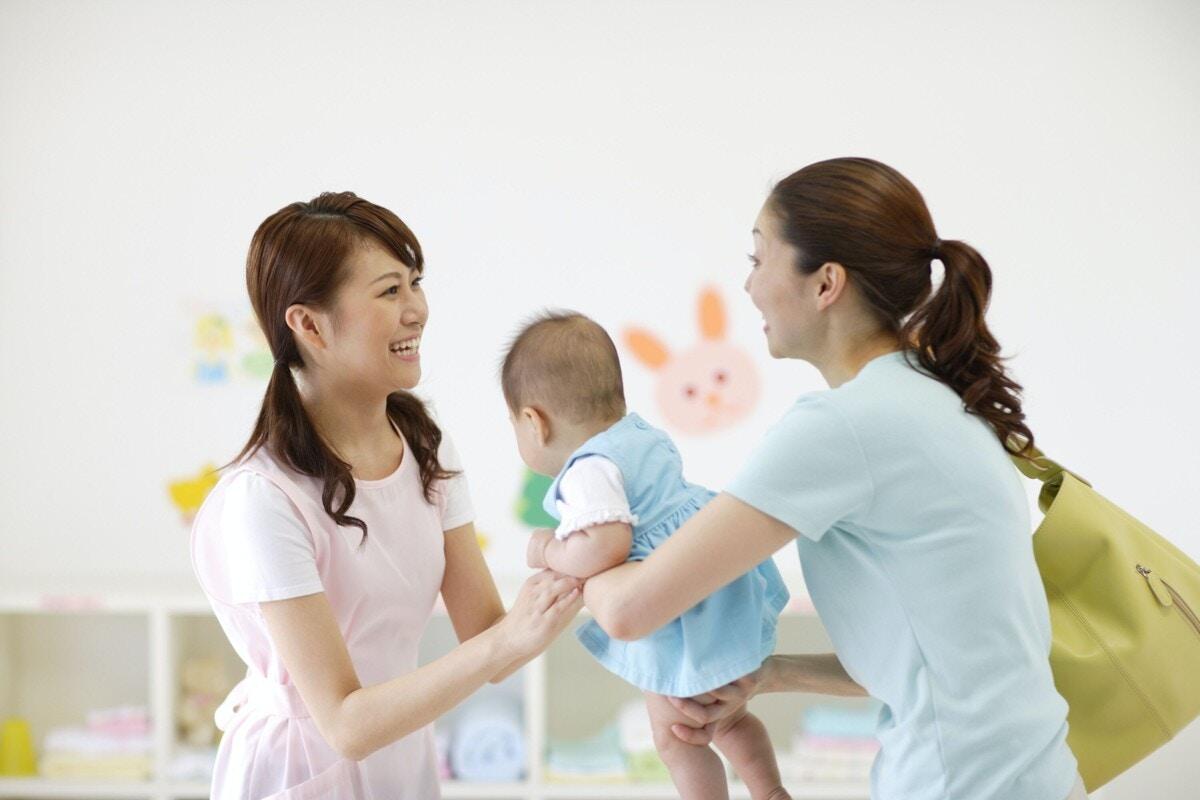 保育園 赤ちゃん