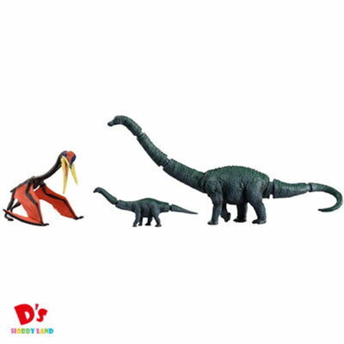 アニア AA-05 対決! 巨大恐竜セット
