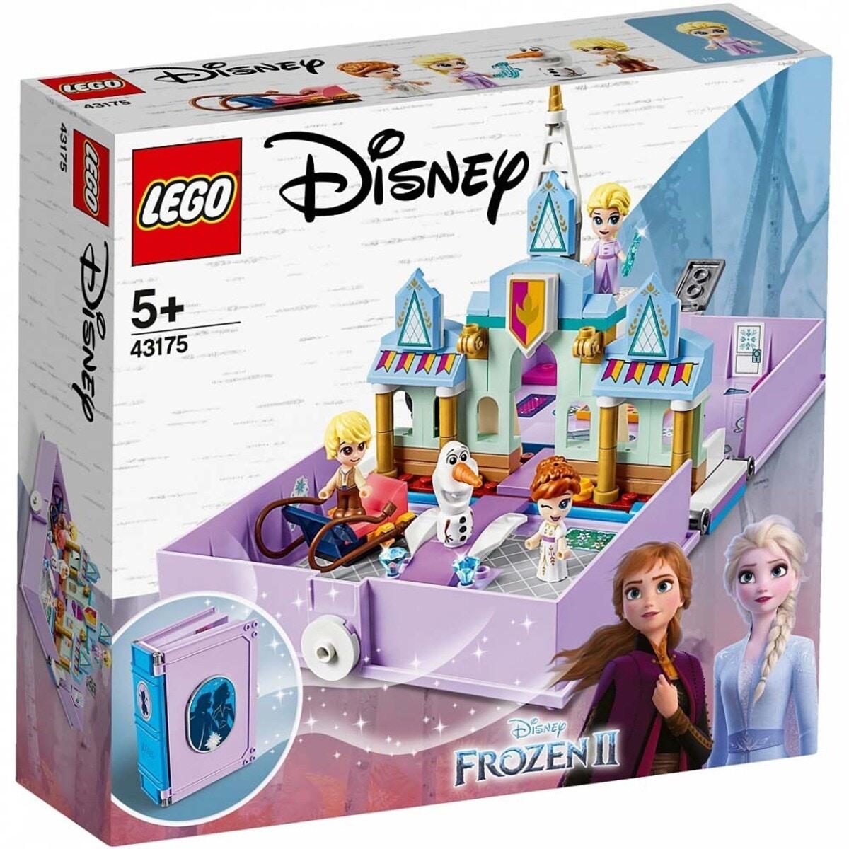レゴ ディズニープリンセス 43175 アナと雪の女王2 アナとエルサのプリンセスブック