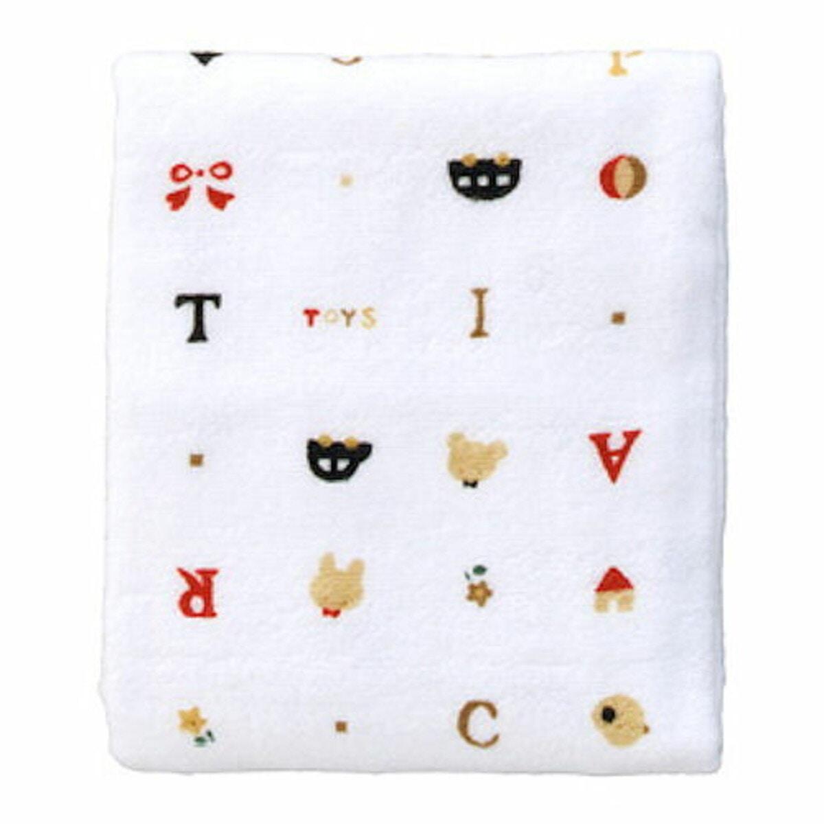 赤ちゃんの城 ベビー用バスタオル(トーイズ)